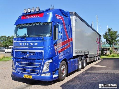 Volvo FH, foto van marco-havers