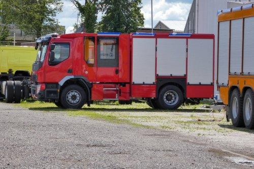 Volvo FE 2nd gen (vrachtwagen), foto van Lucas Ensing