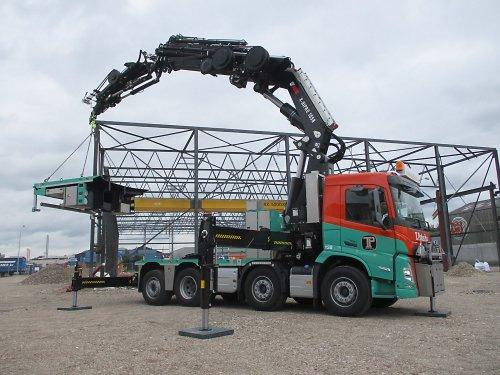 Volvo FM 5th gen, foto van Truckfan Nieuwsposter