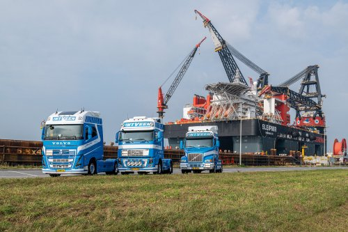 Volvo Meerdere, foto van Truckfan Nieuwsposter