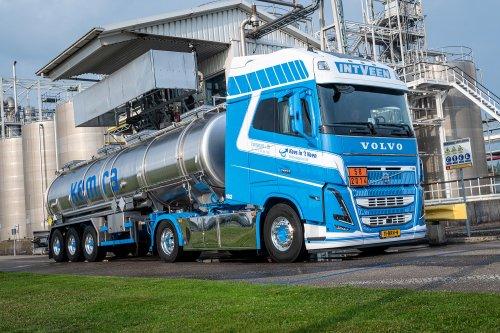 Volvo FH16 5th generation, foto van Truckfan Nieuwsposter