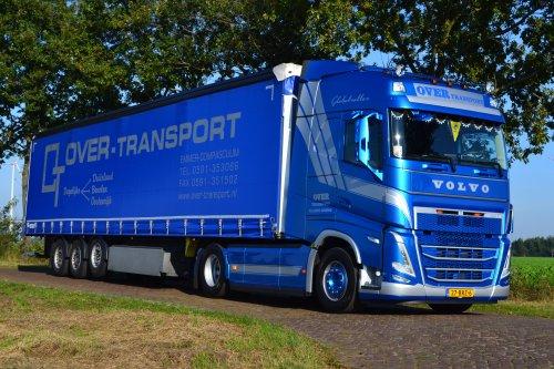Volvo FH 5th gen, foto van coen-ensing