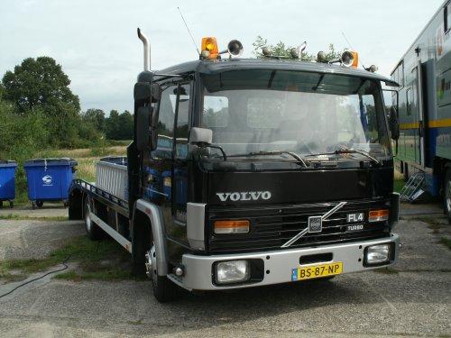 Volvo FL4, foto van gekke drent