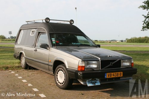Volvo 740, foto van Alex Miedema