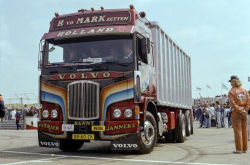 Volvo F12, foto van xrayjaco