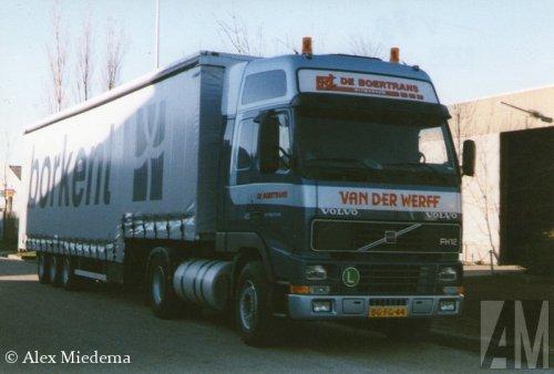 Volvo FH12 1st gen, foto van Alex Miedema