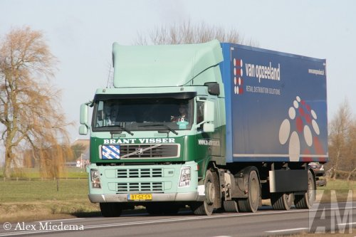 Volvo FM9, foto van Alex Miedema