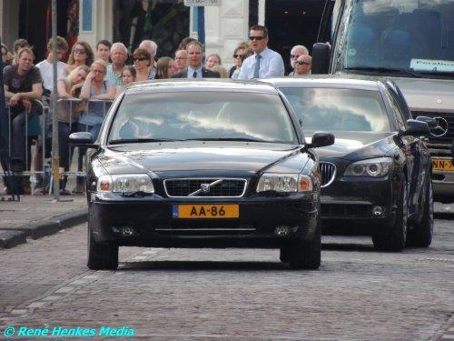 Volvo S80, foto van René