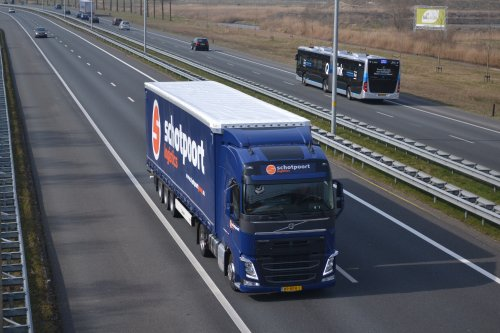 Volvo FH 4th gen, foto van truckspotter hgk