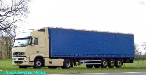 Volvo FH 2nd gen, foto van René