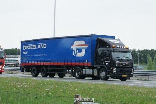Volvo FM 2nd gen, foto van marco-havers