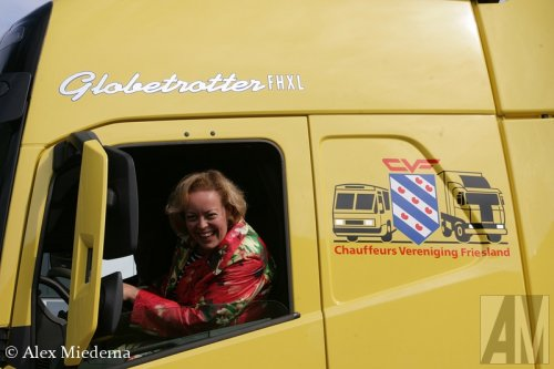 Volvo Lady, foto van Alex Miedema