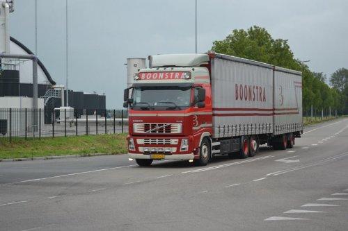 Volvo FH12 2nd gen, foto van truckspotterhgk