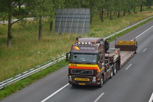 Volvo FH 2nd gen, foto van truckspotterhgk