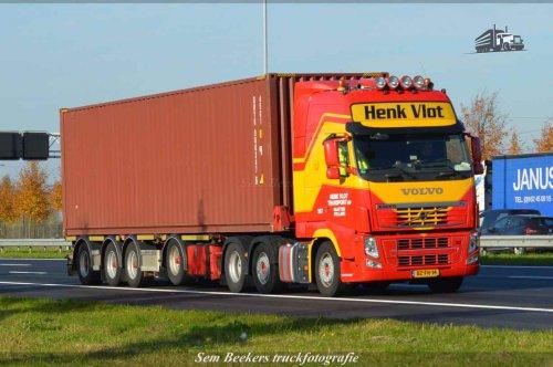 Volvo FH 3rd gen, foto van sem-beekers