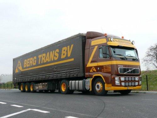 Volvo FH 2nd gen, foto van Trucker Berg