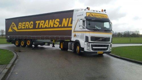Volvo FH 3rd gen, foto van Trucker Berg