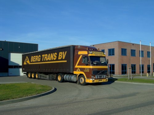 Volvo FH12 1st gen, foto van Trucker Berg