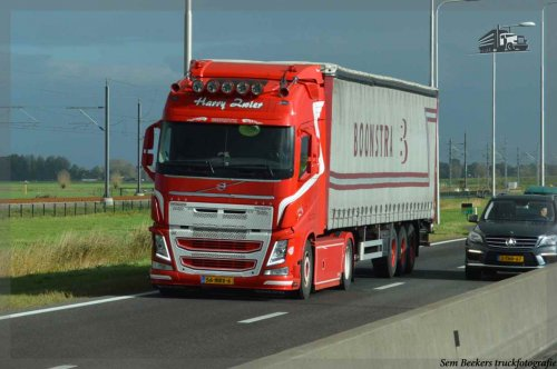 Volvo FH 4th gen, foto van sem-beekers