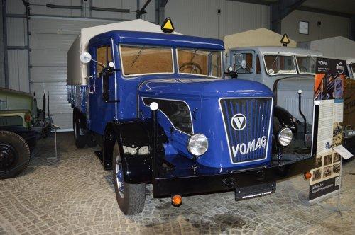 Vomag 4,5 LHG (vrachtwagen), foto van buttonfreak