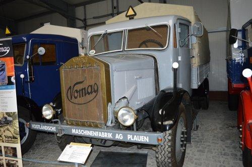 Vomag 5CZ50 (vrachtwagen), foto van buttonfreak