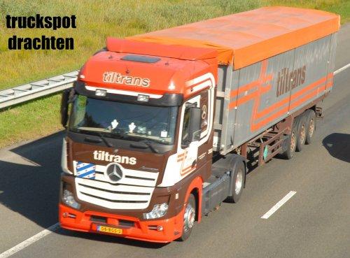 Mercedes-Benz Actros MP4, foto van truckspot-drachten