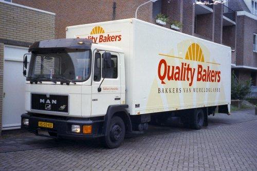 MAN M90 (vrachtwagen), foto van Lucas Ensing