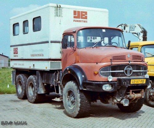 Terberg SF-serie (vrachtwagen), foto van bernard-dijkhuizen