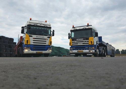 Scania meerdere (vrachtwagen), foto van geerthuisman