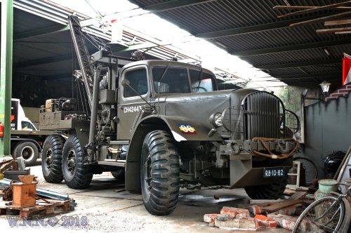 vrachtwagen Mack, foto van bernard-dijkhuizen