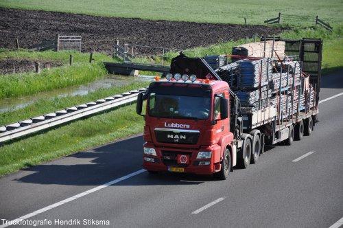 MAN TGS (vrachtwagen), foto van hendrik-stiksma