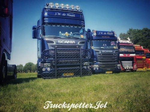 vrachtwagen Scania, foto van Truckspotter.jol