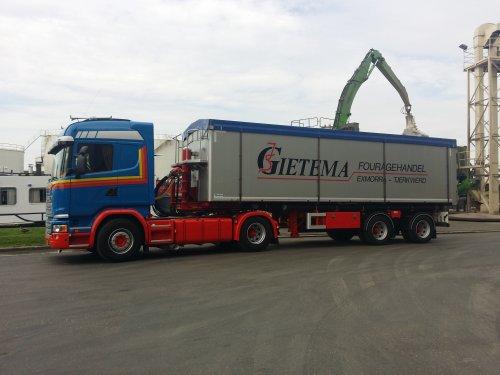 vrachtwagen Scania, foto van jabick-folkertsma