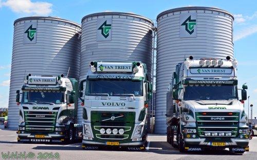 vrachtwagen Diverse, foto van bernard-dijkhuizen