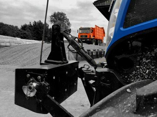 vrachtwagen M.A.N., foto van _-_Bluepower_-_