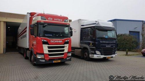 vrachtwagen Diverse, foto van MartijnM71