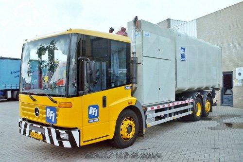Mercedes-Benz Econic (vrachtwagen), foto van bernard-dijkhuizen