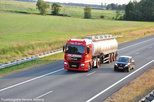 MAN TGX 2nd gen (vrachtwagen), foto van hendrik-stiksma