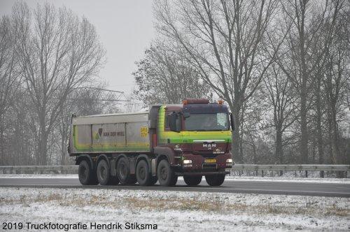 vrachtwagen M.A.N., foto van hendrik-stiksma