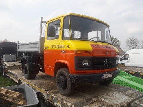 Mercedes-Benz Düsseldorfer (vrachtwagen), foto van stijn-de-bock