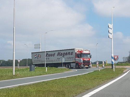 vrachtwagen Scania, foto van NSTF Truck Fotografie