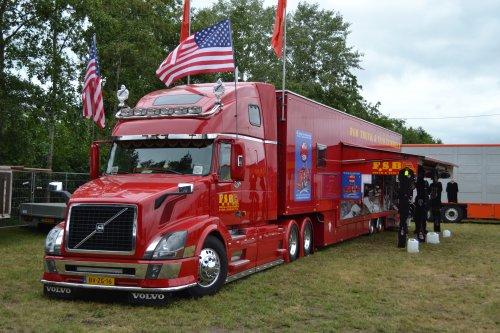 vrachtwagen Volvo, foto van coen-ensing