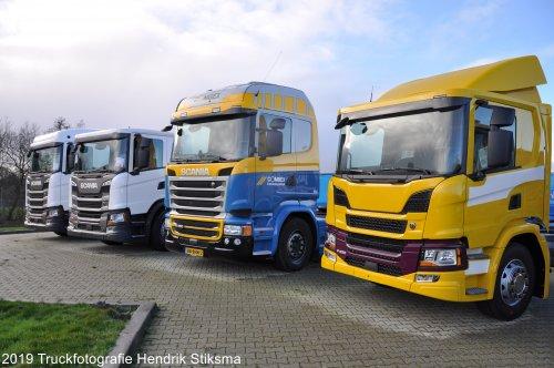 vrachtwagen Scania, foto van hendrik-stiksma