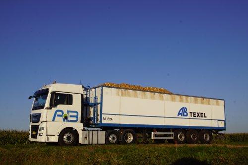 vrachtwagen M.A.N., foto van jans-eising