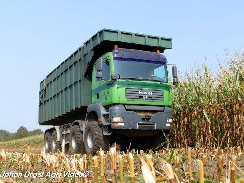 vrachtwagen M.A.N., foto van JohanNunspeetElspeet