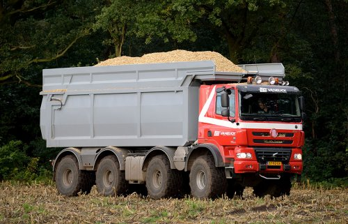 vrachtwagen Tatra, foto van Jack