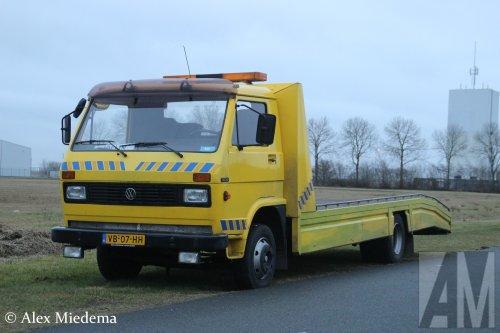 MAN-VW G90 (vrachtwagen), foto van Alex Miedema