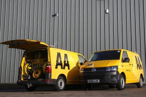 VW Transporter T6, foto van Alex Miedema