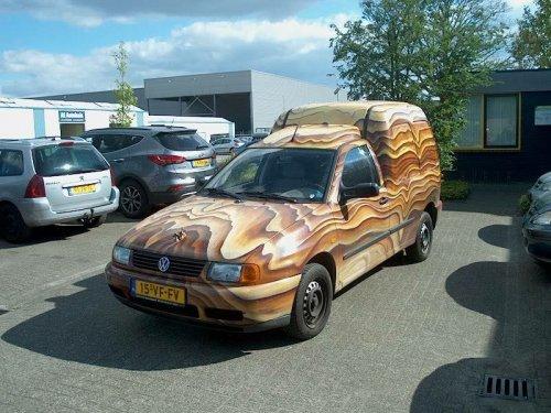 VW Caddy, foto van user18