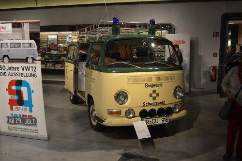 VW Transporter T2, foto van buttonfreak
